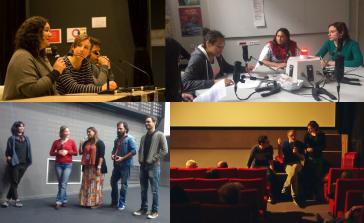 Traducción en vivo en Cinelatino 2016
